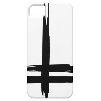 Doppel Kreuz iPhone 5 Hülle