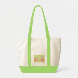 Doppelbaby-Buggy-Tasche Impulse Stoffbeutel