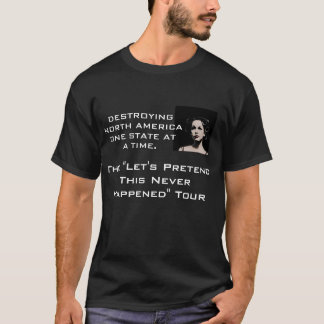 Doppelseitiger Ausflug-T - Shirt