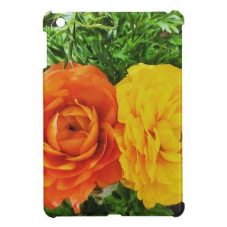 Doppelte Problem-Blume iPad Mini Hülle