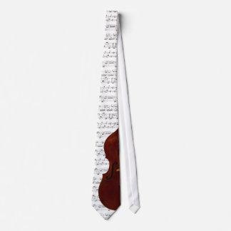 Doppelter Bass-Musik-Krawatte - wählen Sie Ihre Individuelle Krawatte