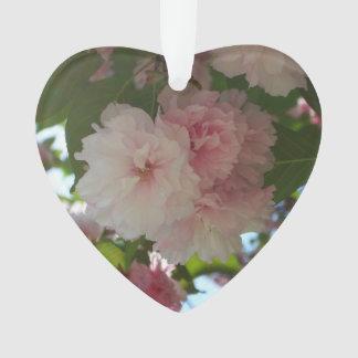 Doppelter blühender Frühling des Kirschbaum-I mit Ornament