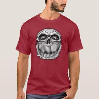 Doppelter glücklicher und trauriger T-Shirt