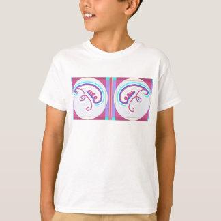 Doppeltes EEYAWA: Karuna Reiki T-Shirt