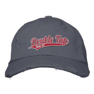Doppeltes stechen - Regel #2 an Bestickte Baseballkappe