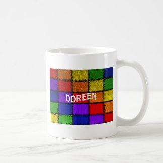 DOREEN KAFFEETASSE