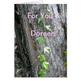 Doreen Karte