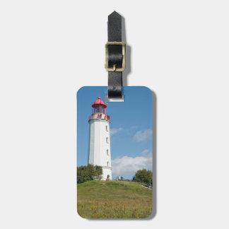 Dornbusch Leuchtturm Kofferanhänger