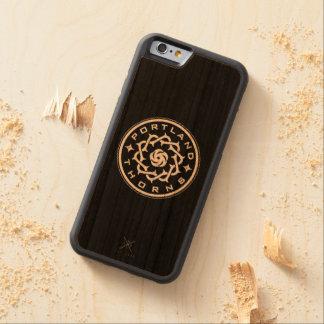 Dornen-Kasten Bumper iPhone 6 Hülle Kirsche