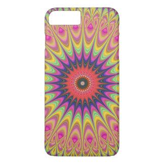 Dornen-Mandala iPhone 8 Plus/7 Plus Hülle