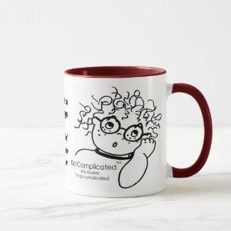 DotComplicated (TM) - sie macht die erschwerten Tasse