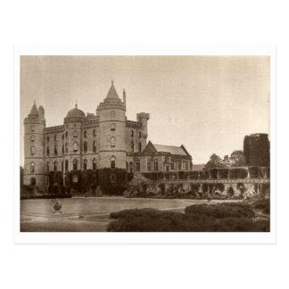 Douglas-Schloss Postkarte
