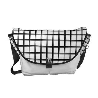 Doujigoushi japanische Muster-Bote-Tasche Kurier Tasche