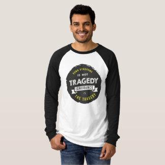 Down-Syndrom ist nicht Tragödie T-Shirt