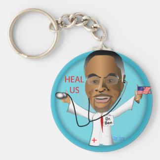 Dr. Ben Heal US Schlüsselanhänger