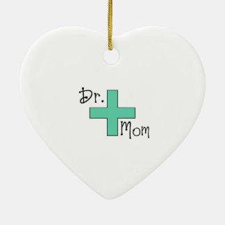Dr. Mom Keramik Ornament