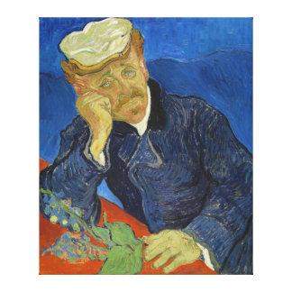 Dr. Paul Gachet durch 2. Version Vincent van Goghs Gespannte Galerie Drucke