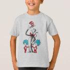Dr. Seuss | die Katze im Hut, in der Sache 1 u. in T-Shirt