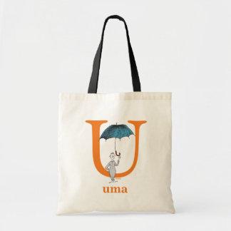 Dr. Seusss ABCs: Buchstabe U - Orange | addieren Tragetasche