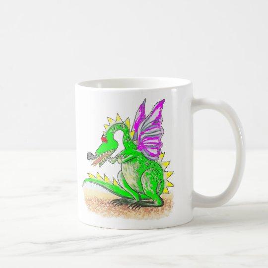 Drache 1 kaffeetasse