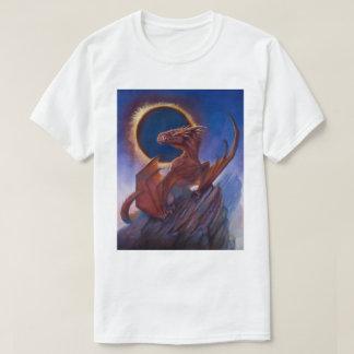 Drache-Eklipse T-Shirt