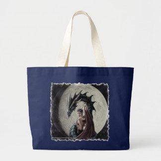 Drache-Geliebte - riesige Tasche