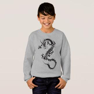 Drache-Sweatshirt Sweatshirt