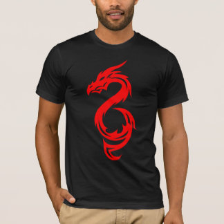Drache Tatoo Art T-Shirt