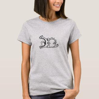 Drache-Zunge T-Shirt