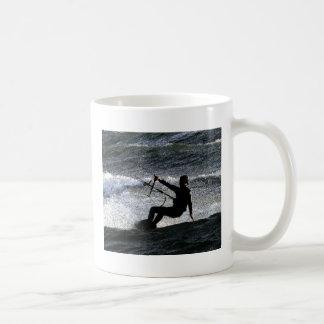 Drachen-Surfer Kaffeetasse
