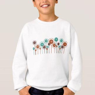 Drachenfliegen-Gänseblümchen Sweatshirt
