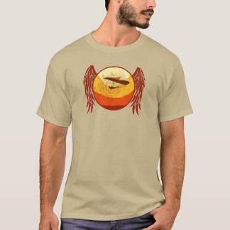DRACHENFLIEGEN HG-CIRCLE 005 Ponto Zentrale T-Shirt
