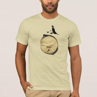 DRACHENFLIEGEN HG-CIRCLE 006 Ponto Zentrale T-Shirt