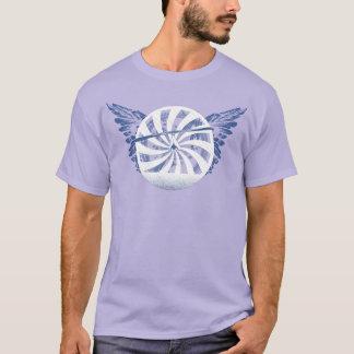 DRACHENFLIEGEN HG-CIRCLE 007 Ponto Zentrale T-Shirt