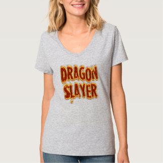 Dracheslayer-Feuer T-Shirt