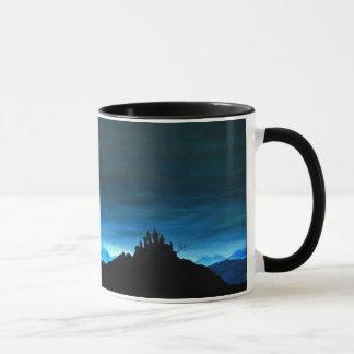 Draculas Schloss-Tasse Tasse