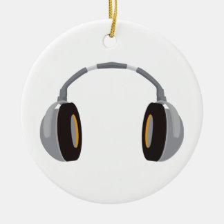 Drahtloser Kopfhörer Keramik Ornament