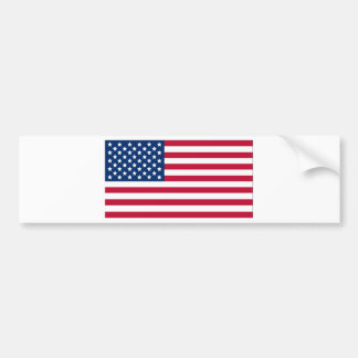 Drapeau américain autocollant pour voiture