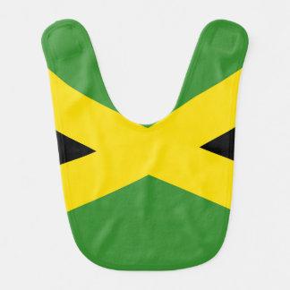 Drapeau de la Jamaïque Bavoirs