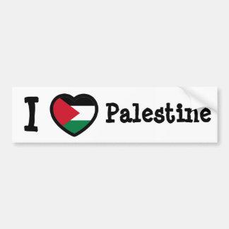 Drapeau de la Palestine Autocollant De Voiture