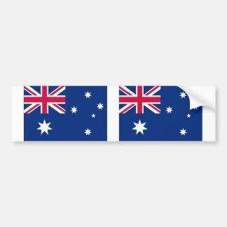 Drapeau de l'Australie Autocollants Pour Voiture