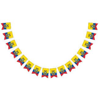 Drapeau de l'Equateur