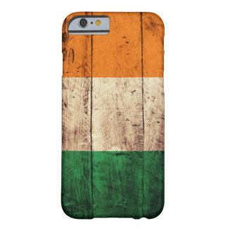 Drapeau en bois de l'Irlande