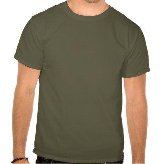 Drapeau Suisse-Américain de bouclier T Shirts