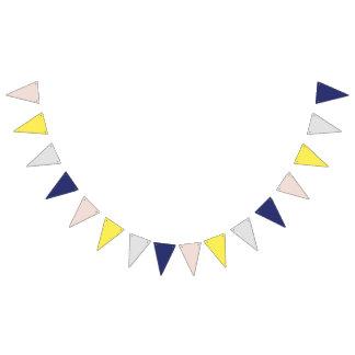 Drapeaux de bannière d'étamine de pièce d'enfants