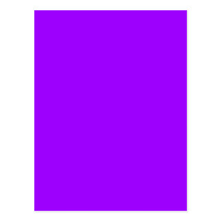 Drastisch ausdrucksvolle lila Farbe P08 Postkarte