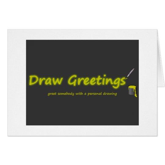 DrawGreetingsCard Karte