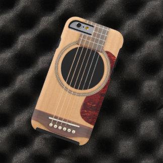 Dreadnought akustische 6 reihen Gitarre iPhone 6 Tough iPhone 6 Hülle