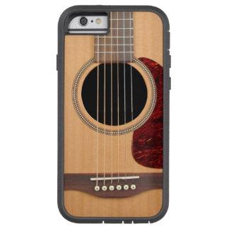 Dreadnought akustische sechs Schnur Gitarre Tough Xtreme iPhone 6 Hülle