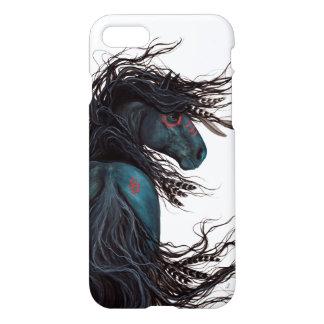 DreamWalker friesischer Pferdefall durch Bihrle iPhone 8/7 Hülle